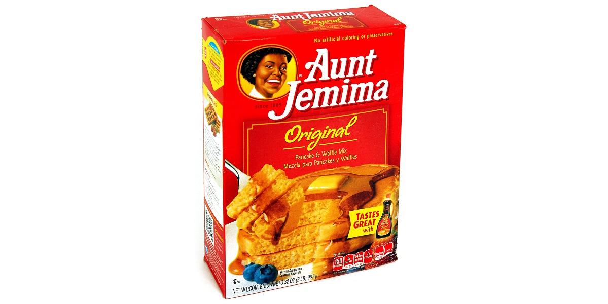 «Тетя Джемайма», «Pearl Milling Company», удалить темнокожих, удалить негра