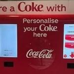 вендинг, Coca-Cola, Австралия, персональная банка