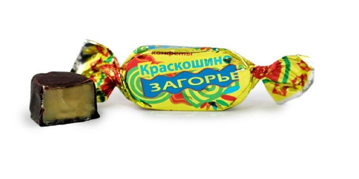 Конфеты,«Краскон», Красноярск, Гран-при, «Инновации и традиции»