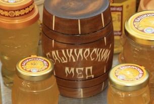 мёд, башкирский мёд, мёд для космоса