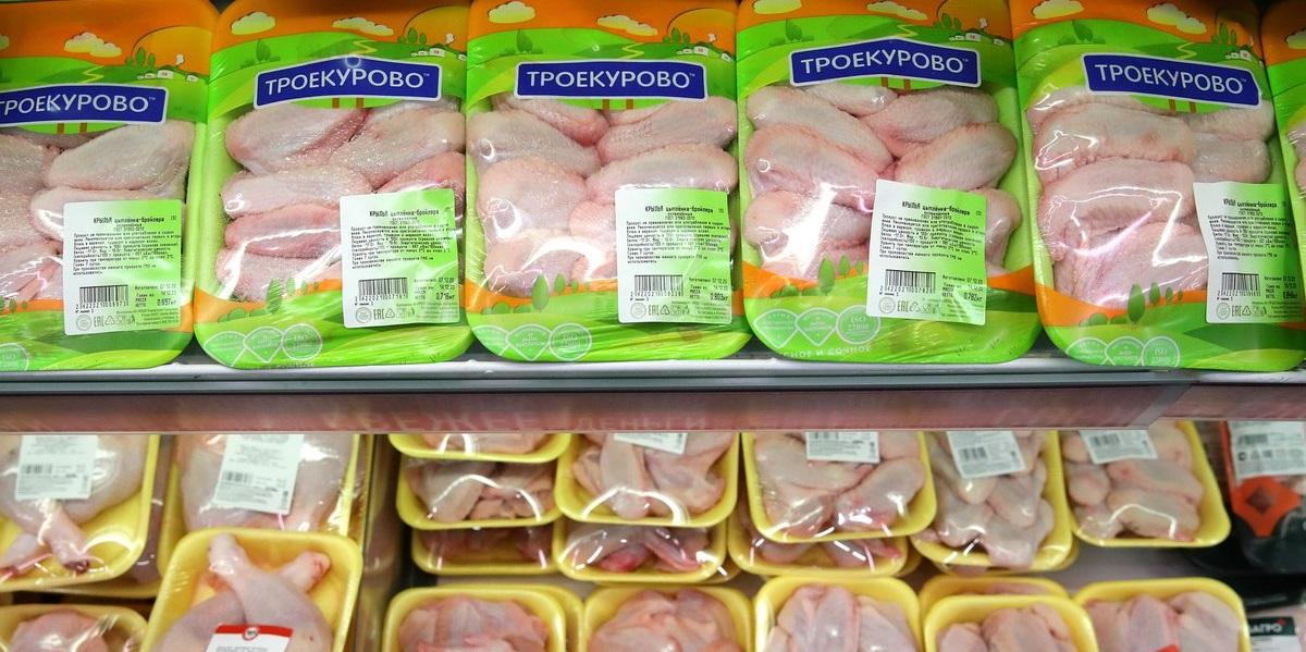 мясо птицы, цены на курицу, заморозка цены