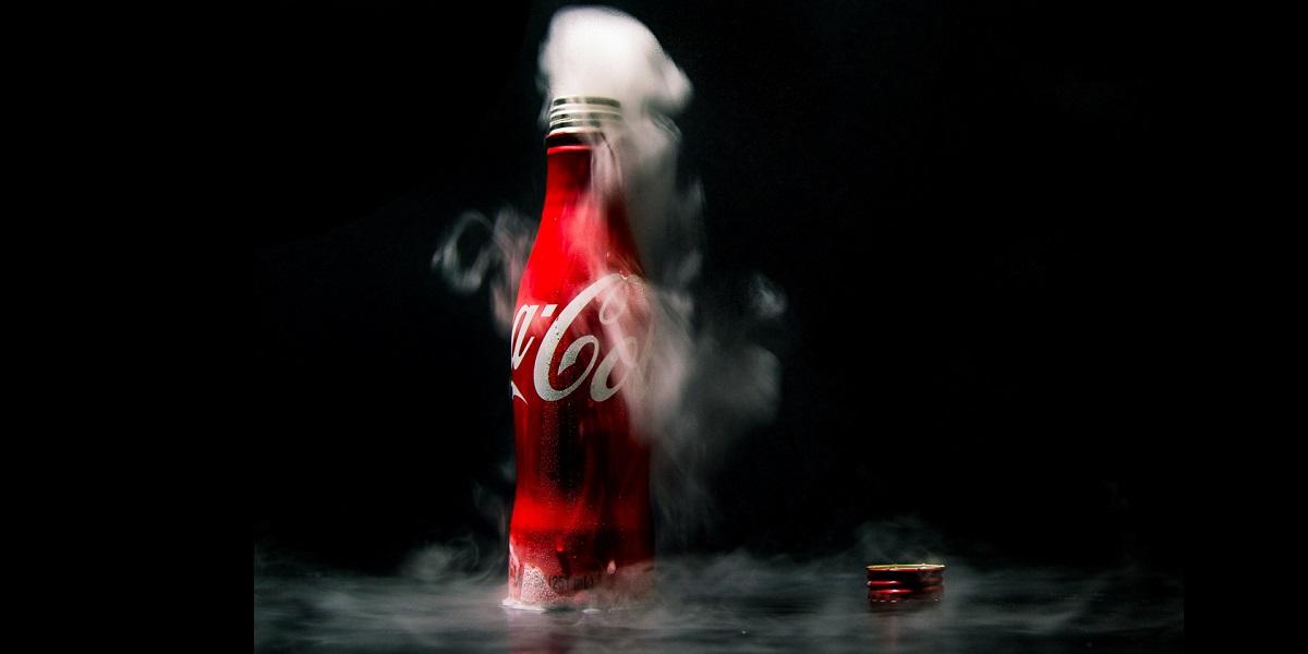 Coca-Cola, производство, газировка, углекислый газ, жидкий СО2, Подмосковье