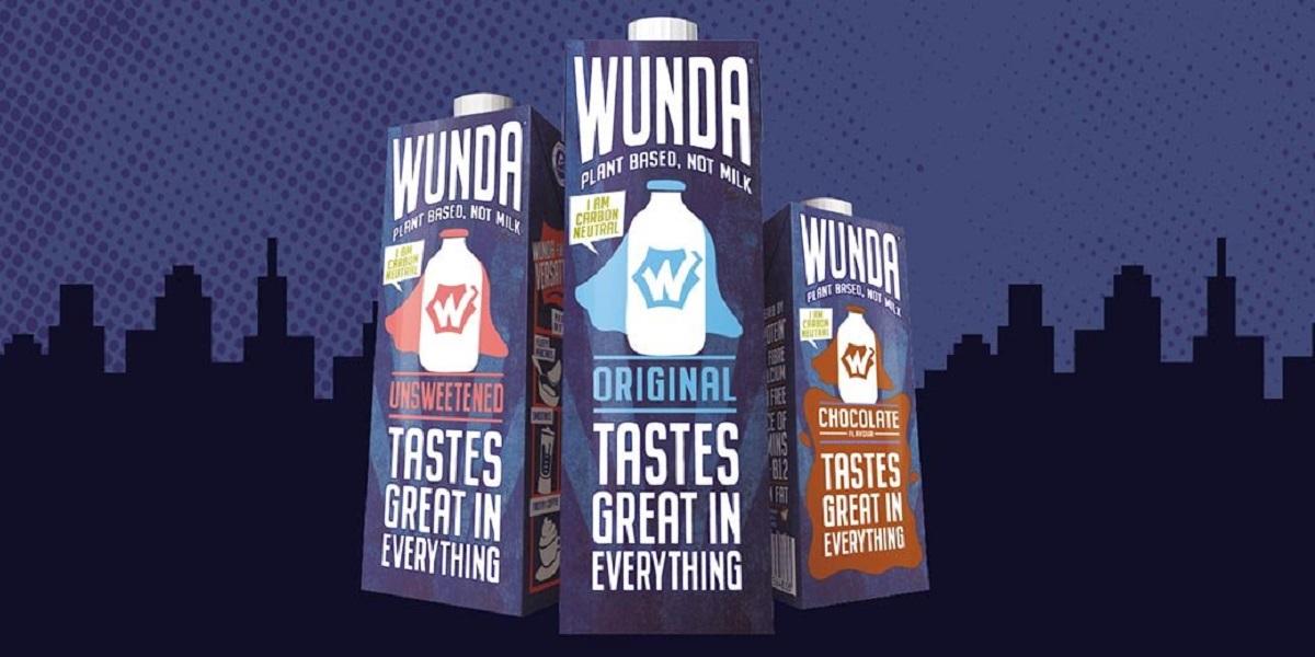 Nestle, растительное Nestle, гороховое молоко, молоко Wunda