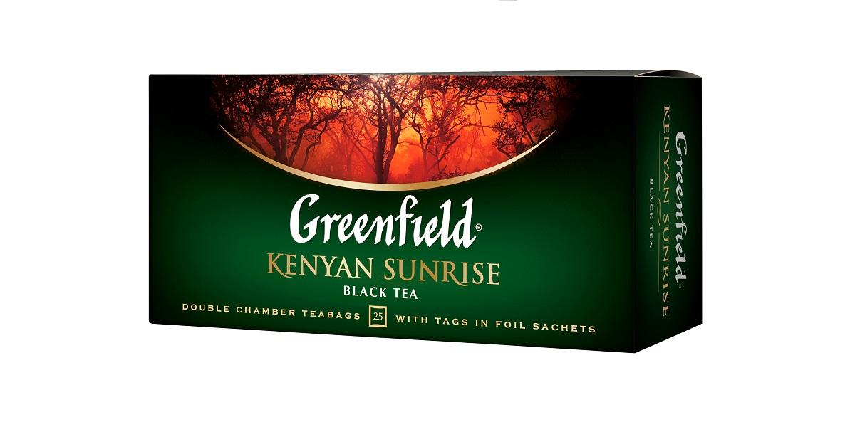 гринфилд кенийский, кенийский чай, популярные чаи