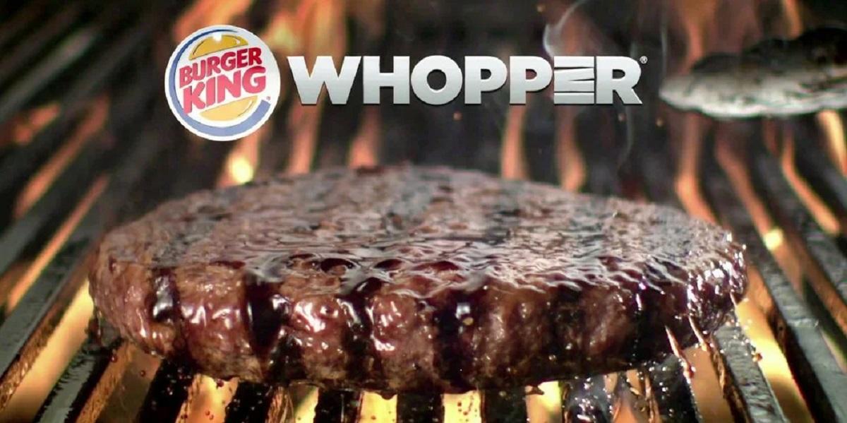 Burger King,воппер, теория заговора, реклама