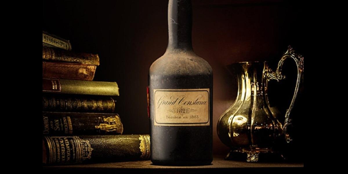 вино Grand Constance, вино для Наполеона