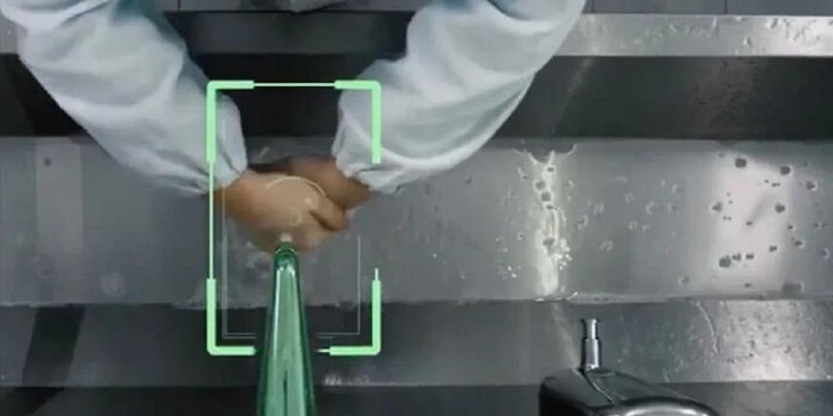 Pepsico, «Direktiva: Санитария», Connectome.ai, Царицынский молочный комбинат, «умный рукомойник», мытье рук, искусственный интеллект