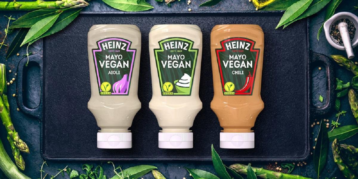 Kraft Heinz, Великобритания, веганские соусы