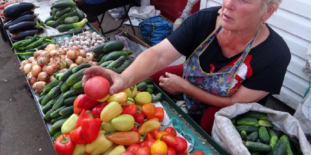 Роскачество, овощи на рынке, пестициды в овощах