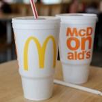 McDonald's, попросить трубочку, экология, меняем потребителя