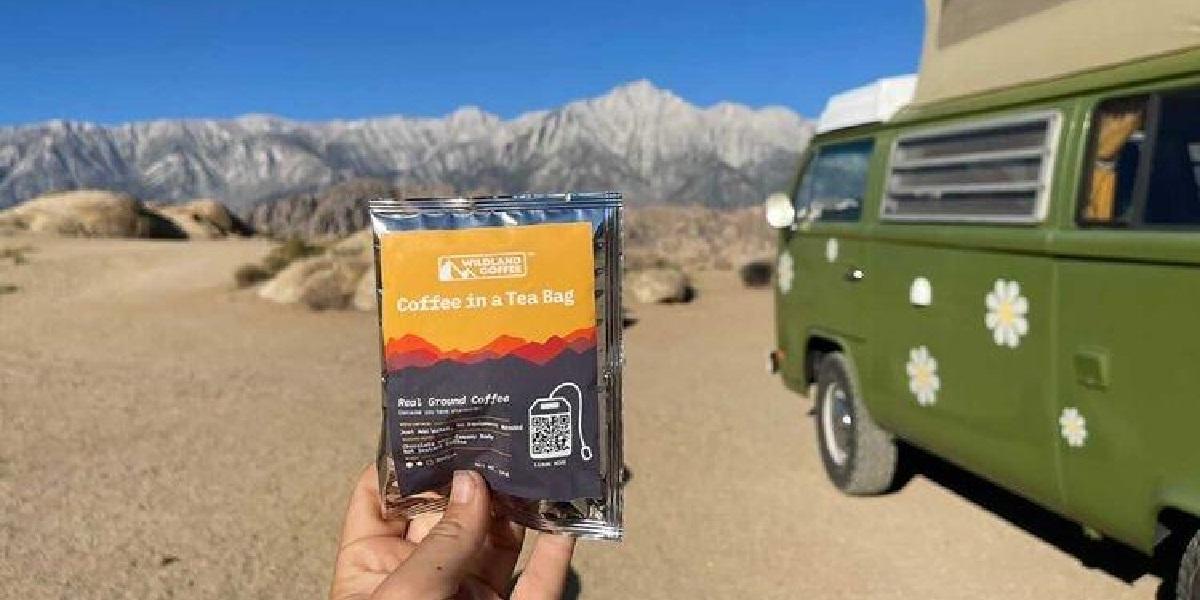 Кофе, пакетик