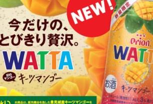 Watta, пиво, Chuhai
