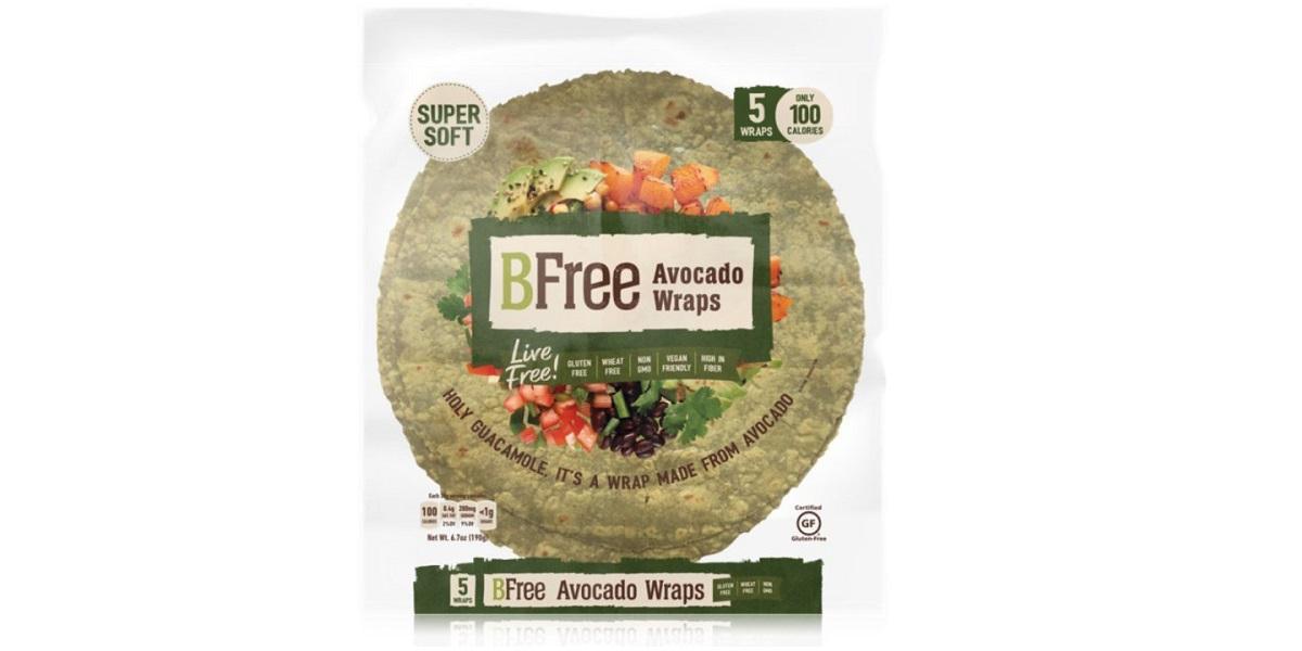 BFree Foods, лепешки из авокадо, Publix, США