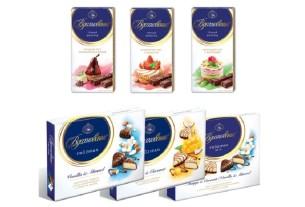 «Объединенные кондитеры», шоколад «Вдохновение» , новинки, вкус экзотических десертов
