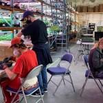 Вертикальная ферма, США, фирма для аутистов, Greens Do Good,