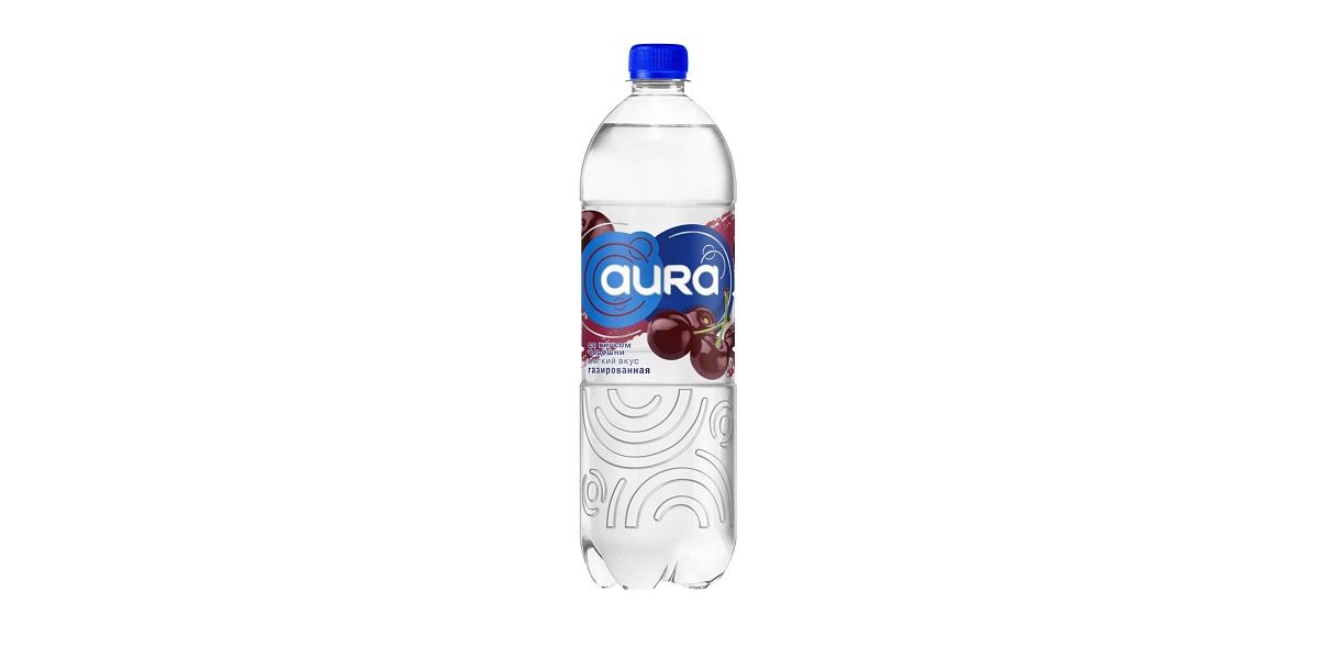 «Лидское пиво», AURA, вода с черешней