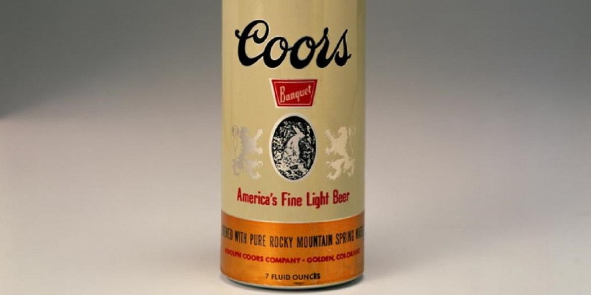 Coors Banquet, 50 лет, незолотая свадьба, пиво Coors Banquet
