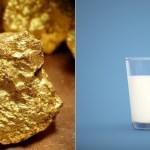 молоко и золото, золотая фабрика, Наталка