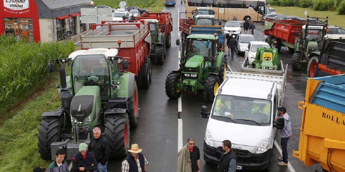 Евросоюз, фермеры Европы, экология, трактора