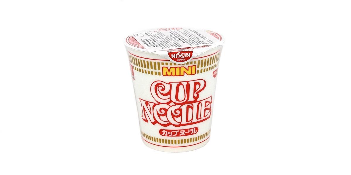 Nissin Foods Holdings, Cup Noodle, лапша, быстрая лапша