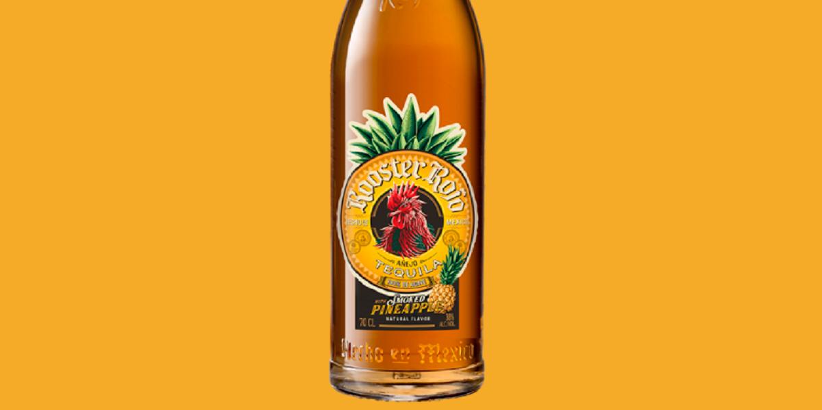 Amber Beverage Group, Rooster Rojo Smoked Pineapple, текила, Великобритания