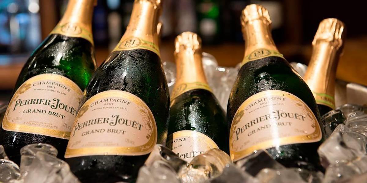 французское шампанское, игристое французское, Шампань