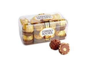 Ferrero Rocher, конфеты Ferrero Rocher, экоупаковка