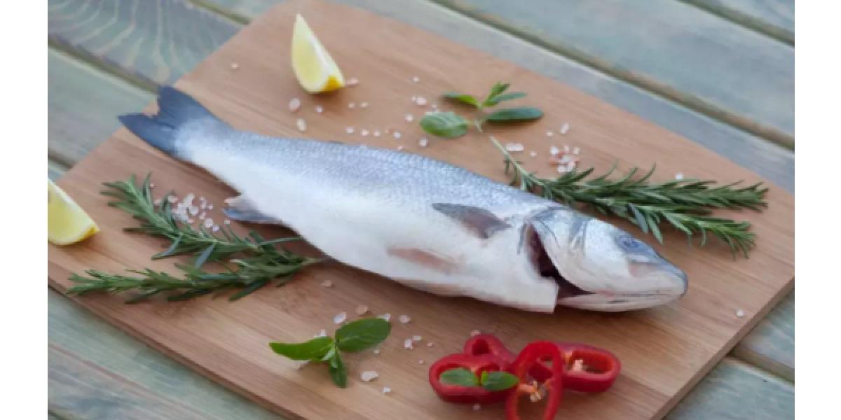 Гхол, рыба