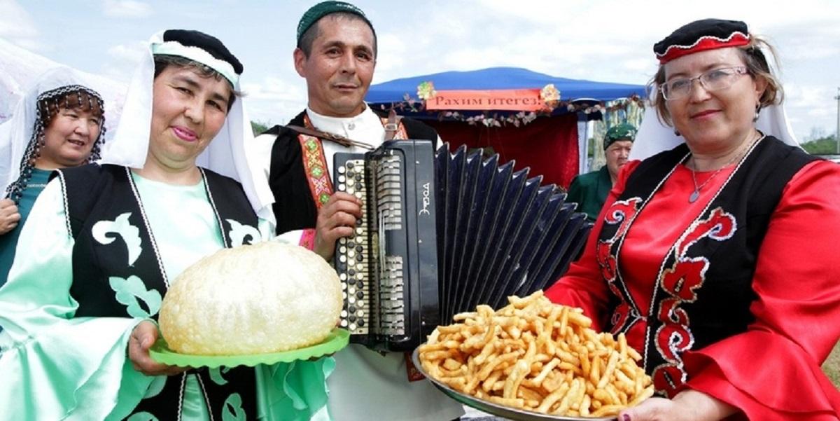 Баурсак, Тюменская область, кулинарный рекорд России