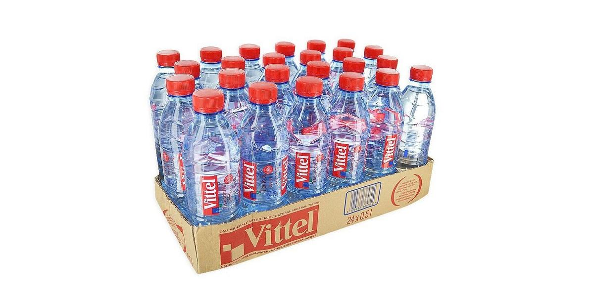 Vittel, минералка, отказ от продажи, Lidl, Германия