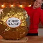 Ferrero Rocher, 100 килограмм, Vanzai