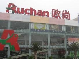 Auchan, Auchan закрыт, Auchan Азия, Тайвань