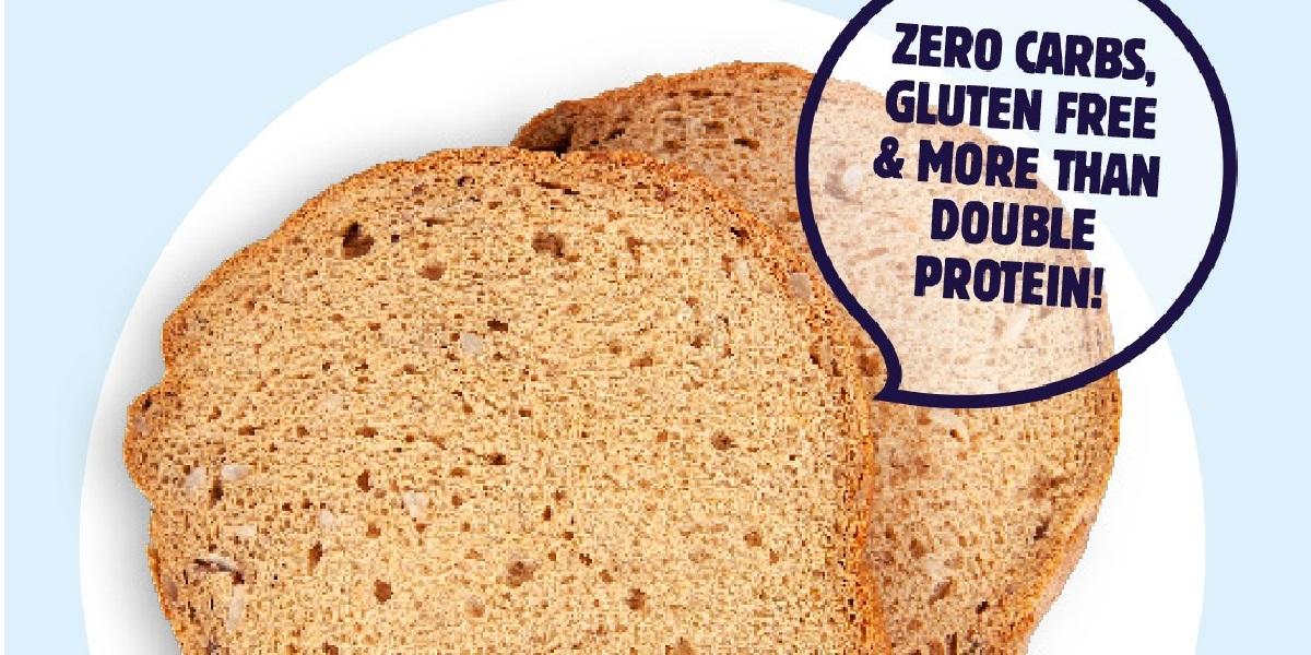 Хлеб, безглютеновый