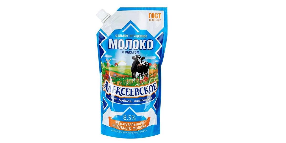 «Верный», «Союзконсервмолоко», сгущенное молоко «Алексеевское», вывод из продаж
