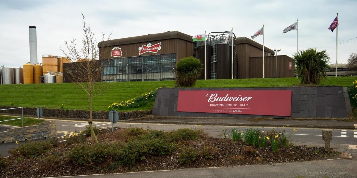 Budweiser Brewing Group, AB InBev, Великобритания, Protium, пивоварня на водороде, Budweiser Brewing Group UK&I и Protium