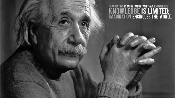 Albert-Einstein-Imagination