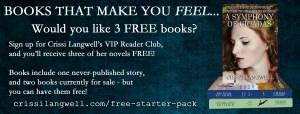 """Click """"3 FREE BOOKS"""" in the menu below"""