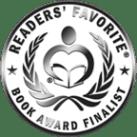 Readers' Favorite Book Award Finalist Medallion