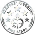 Readers' Favorite Five Stars Medallion