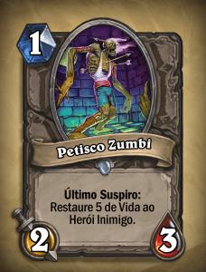 Petisco-Zumbi
