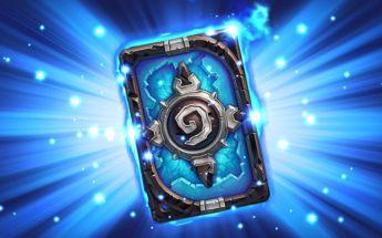 Fundo de Carta Blizzard 2015 no Hearthstone