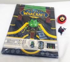 """""""Kit Heroes"""": Valla cabeçudinha e pin (exclusivos da BlizzCon) e Paper Toy do Thrall"""
