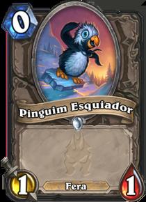Pinguim Esquiador