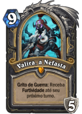 Valira, a Nefasta
