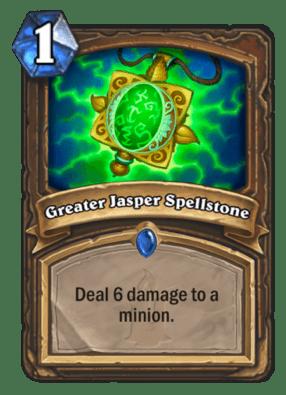 Greater Jasper Spellstone