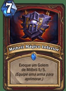 mithrill mágico inferior