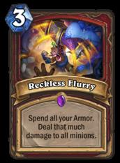 reckless flurry