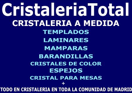 Empresa de Cristaleria en Madrid Cristaleros al Mejor Precio