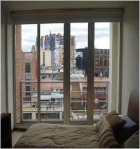 ventana termoacústica