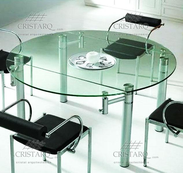 Galera de trabajos en cubiertas de vidrio  CRISTARQ